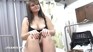 Pretty Young Plumper Dark Hair Fisted Hard Sex