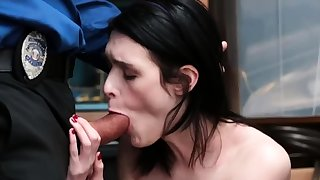 Teen masturbates and quick fuck Suss out was caught