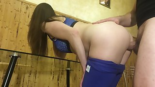 She Fucks Beside Lover With the addition of Talks Beside Husband Exposed to The Phone